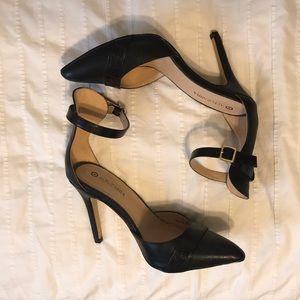 ALTUZARRA X TARGET Black heels size 6.5